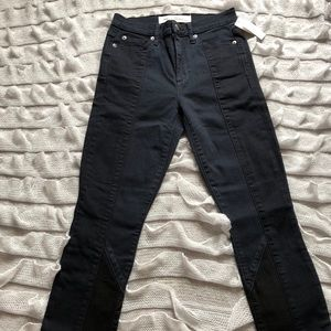 GAP 1969 true skinny super high rise jeans